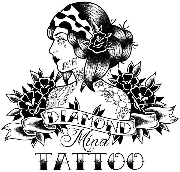 Diamond Mind Tattoo